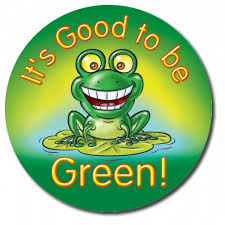 good to be green(1)