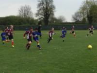 Scunthorpe c of e V Winterton Junior's